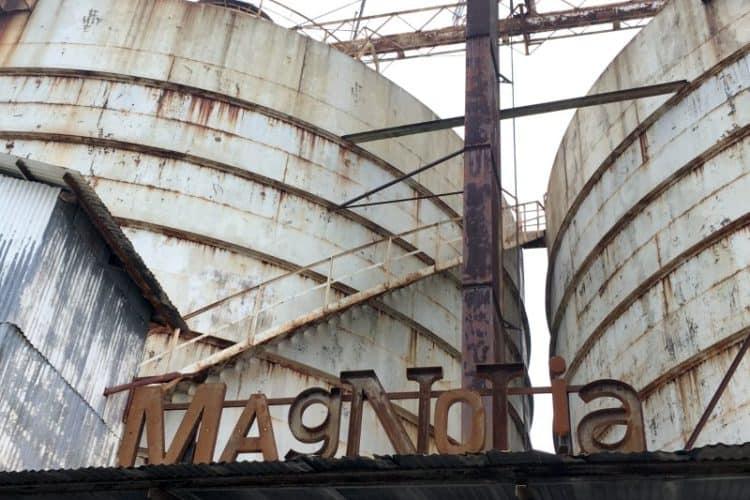 Magnolia Market Silos in Waco