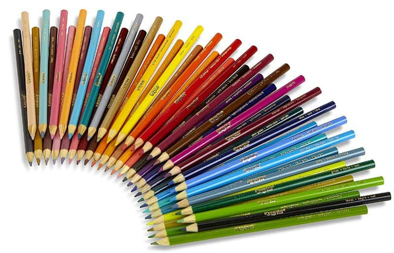 My favorite colored pencils for Bible journaling | DuctTapeAndDenim.com