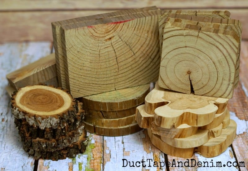 stack of Wood scraps
