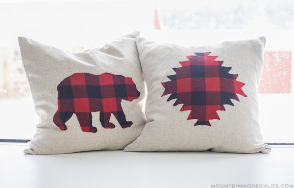 diy-winter-pillows-buffalo-plaid-mountainmodernlife.com_