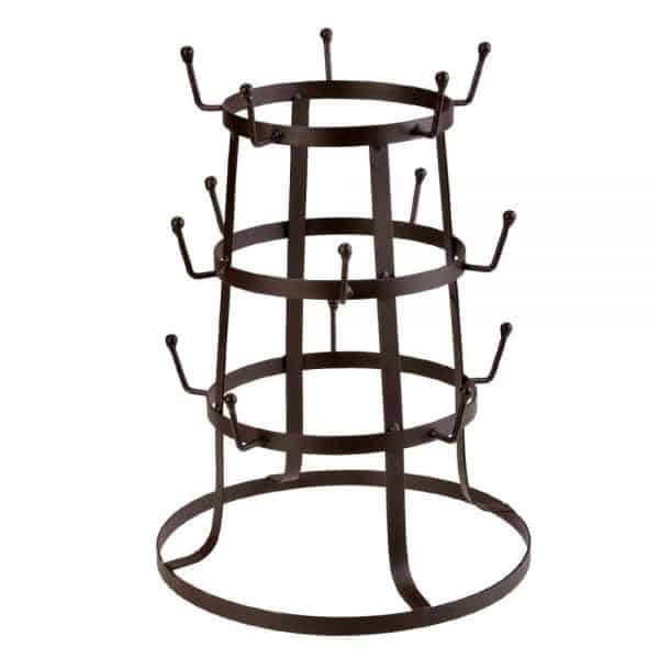 Cup or glass drying stand