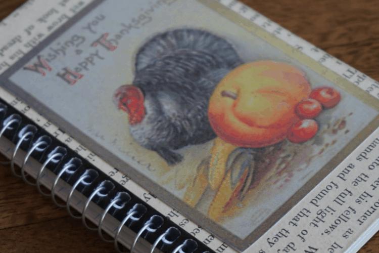 Thanksgiving journal SQUARE