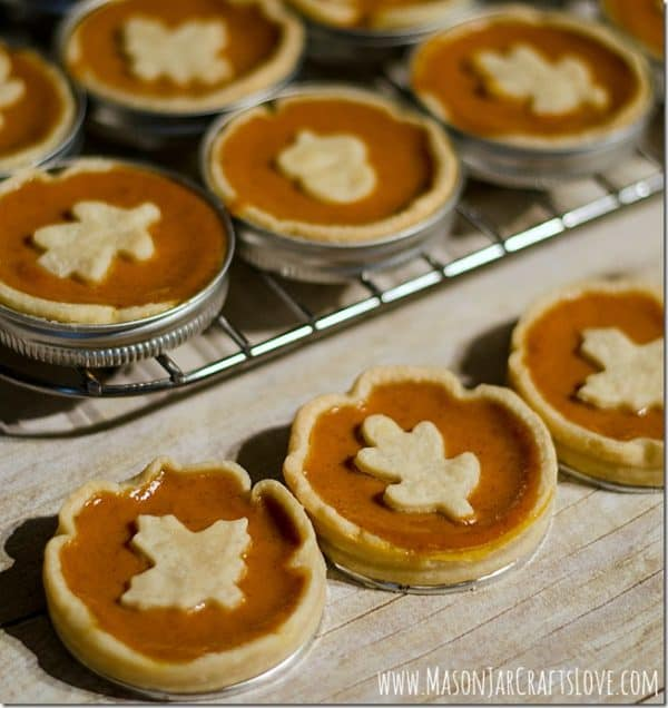 Mini-Pumpkin-Pie-Recipe-Baked-in-Mason-Jar-Lids-4_thumb