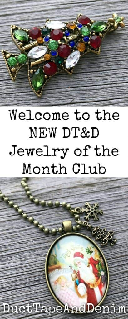 NOVEMBER Jewelry of the Month Club on DuctTapeAndDenim.com