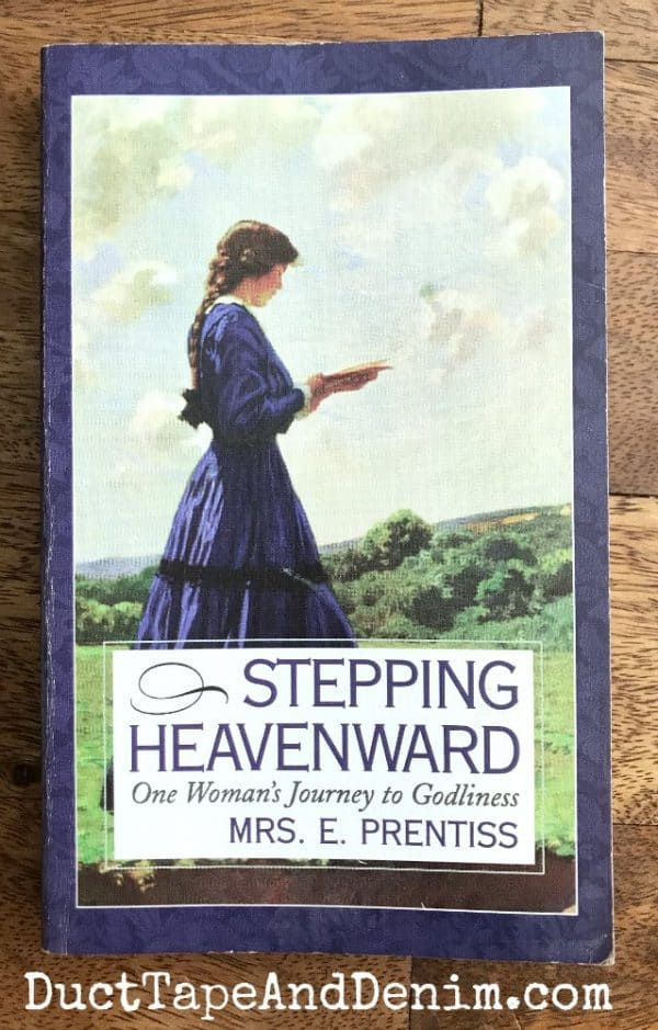 Stepping Heavenward, Mrs. E. Prentiss