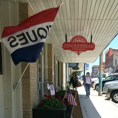 My Favorite Vintage and Antique Stores in Waxahachie Texas