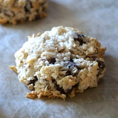 Almond Joy Cookies, an Easy, 4-ingredient Cookie Recipe