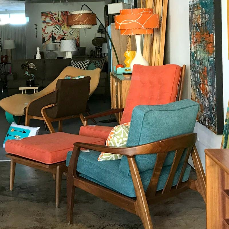 Furniture Atore: The Best Palm Springs Thrift Stores & Vintage Shopping In