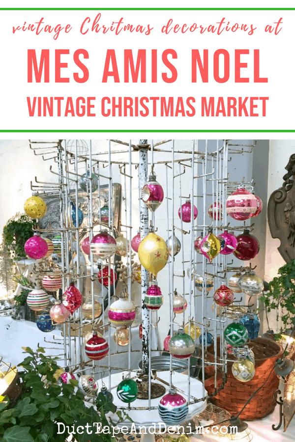 foto de Our Trip to Mes Amis Noel Vintage Christmas Market, 2016