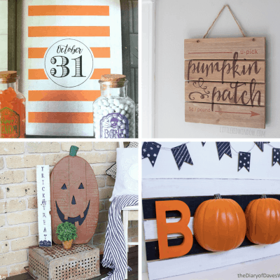 27 Easy Halloween Signs to Make Yourself
