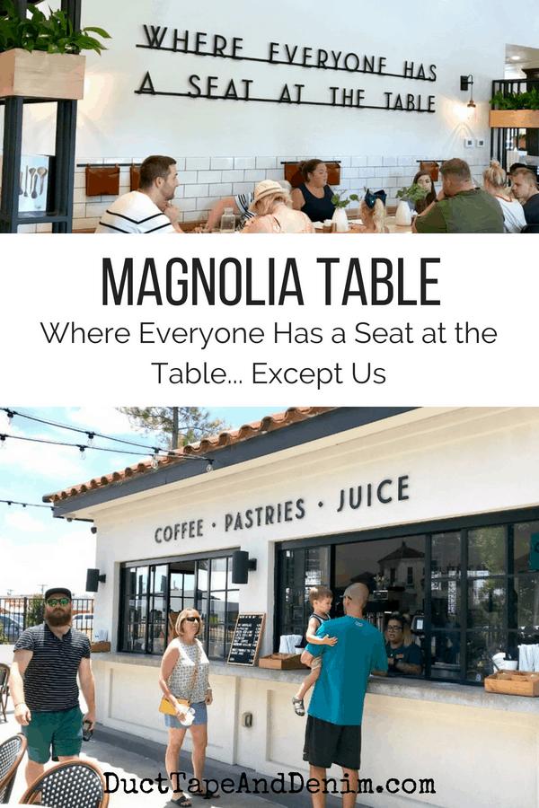 magnolia table, collage 1