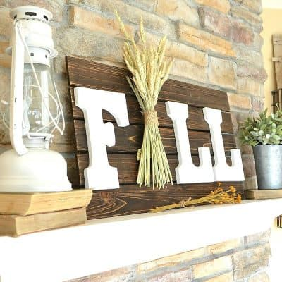 21 Easy Fall Signs to Make Yourself