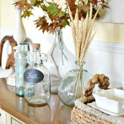 14 Fall Decor Home Tours to Get You in the Spirit