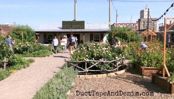 Magnolia Seed + Supply at Magnolia Market in Waco Texas   DuctTapeAndDenim.com