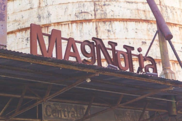 Our Latest Trip to the Magnolia Market Silos, The Grounds & Parking
