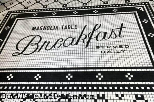Magnolia Table Breakfast | DuctTapeAndDenim.com
