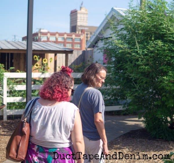 Our visit to Magnolia garden center in Waco Texas   DuctTapeAndDenim.com