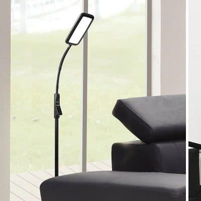best floor lamps for crafting SQUARE