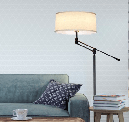 floor lamps - Ava adjustable floor lamp