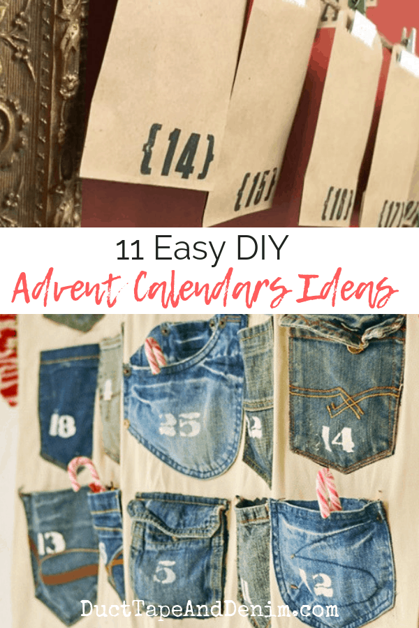 11 advent calendar ideas