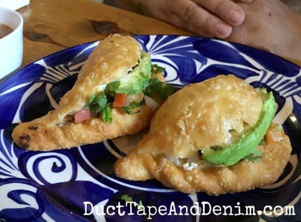 Shrimp empanadas | DuctTapeAndDenim.com