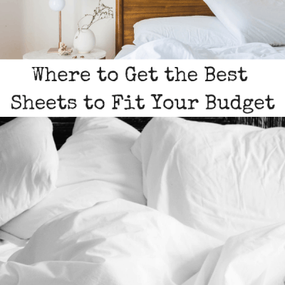 Where to Get the Best Sheets to Fit Your Budget