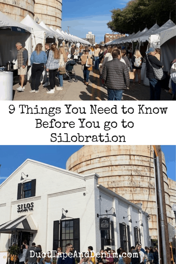 9 Things You Need to Know Before You go to Silobration, photo collage with title