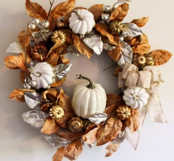 DIY-Rustic-Glam-Fall-Wreath