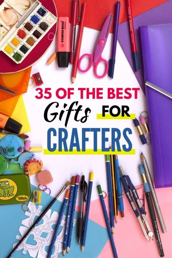 35 of the best gifts for crafters