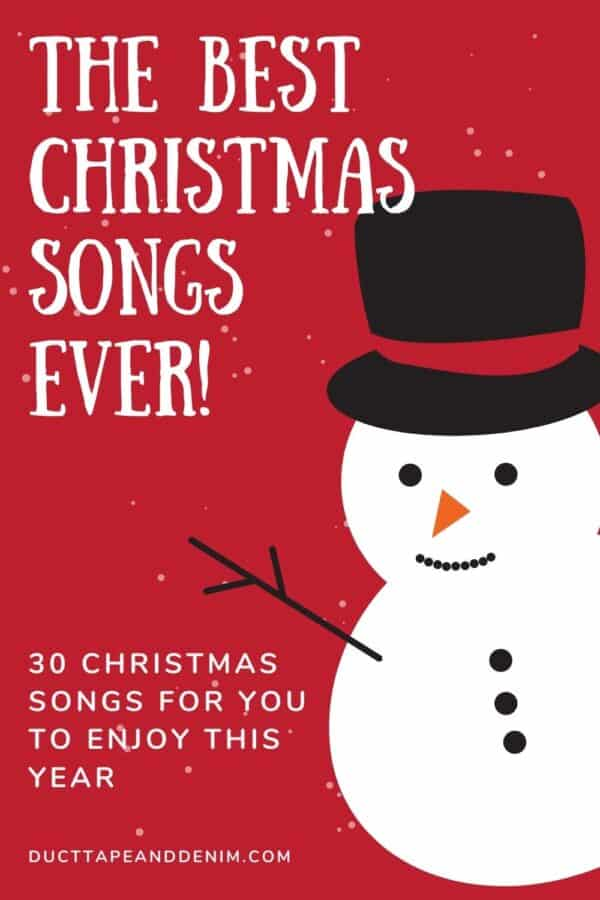 30 Best Christmas Songs