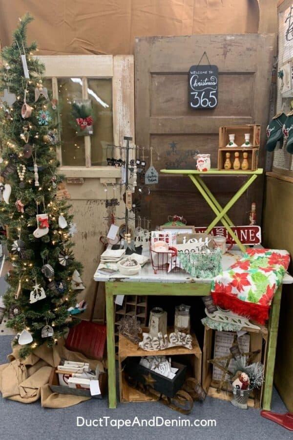 christmas shop in Waco