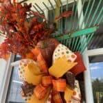fall rake wreath featured SQUARE