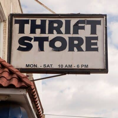 Want to See Some Amazing Thrift Store Hauls and Flea Market Finds?