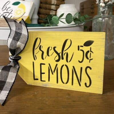 How to Make the Best Lemon Decor for Your Home