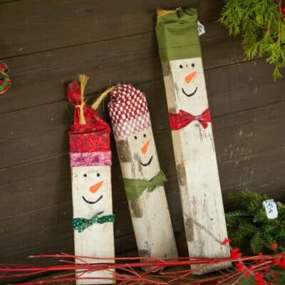 Snowman Crafts: 7 Easy Ways to Turn Anything Into a Snowman